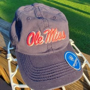 Top of the World Ole Miss Rebels Hat